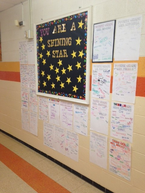 Congrats to the Shining Stars for this month! We are very proud of you!:):):)