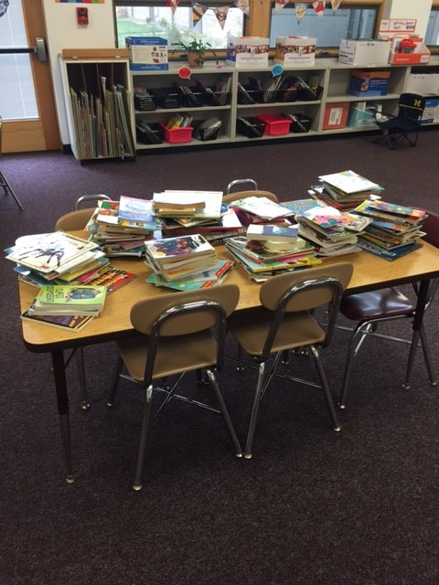 Right to Read Week Book Swap!