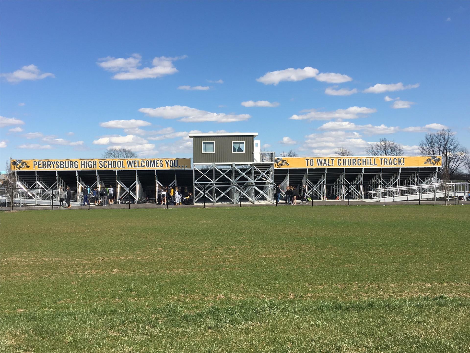 PHS Track stadium Photo