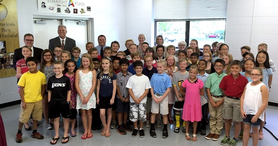 52 Elementary Students recognized for Perfect Scores on State Assessments