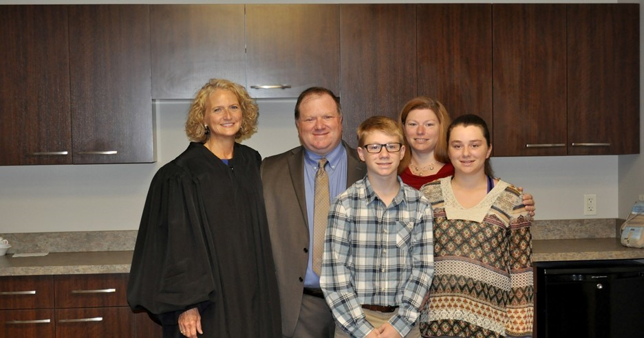 School Board welcomes Eric Benington as New Member