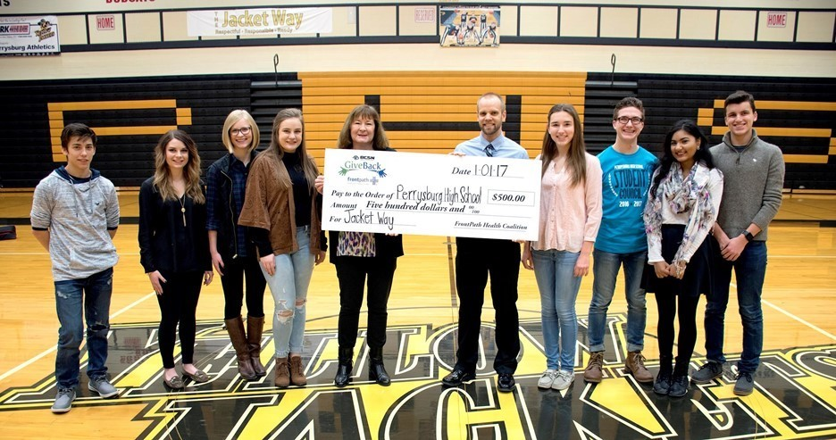 PHS Jacket Way awarded $500 through BCSN & FrontPath Give Back poll
