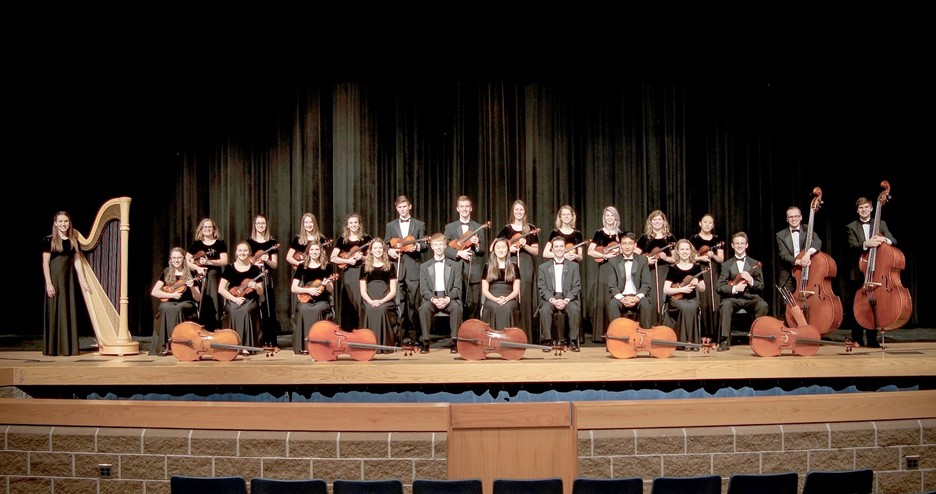 PHS Select Strings finishes third in the nation at ASTA!