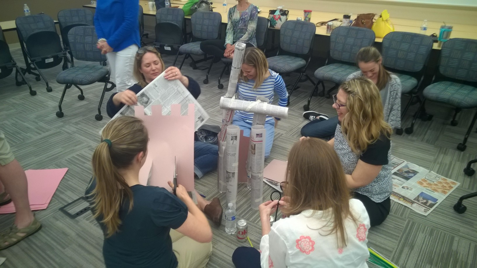 Project-based Learning PD