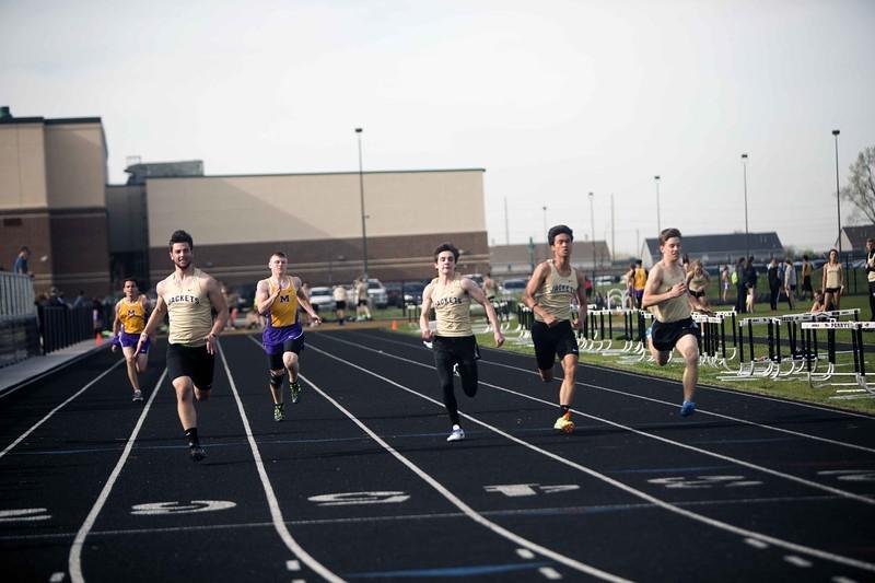 boys sprinting