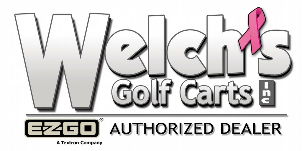 Welch Golf Carts Logo