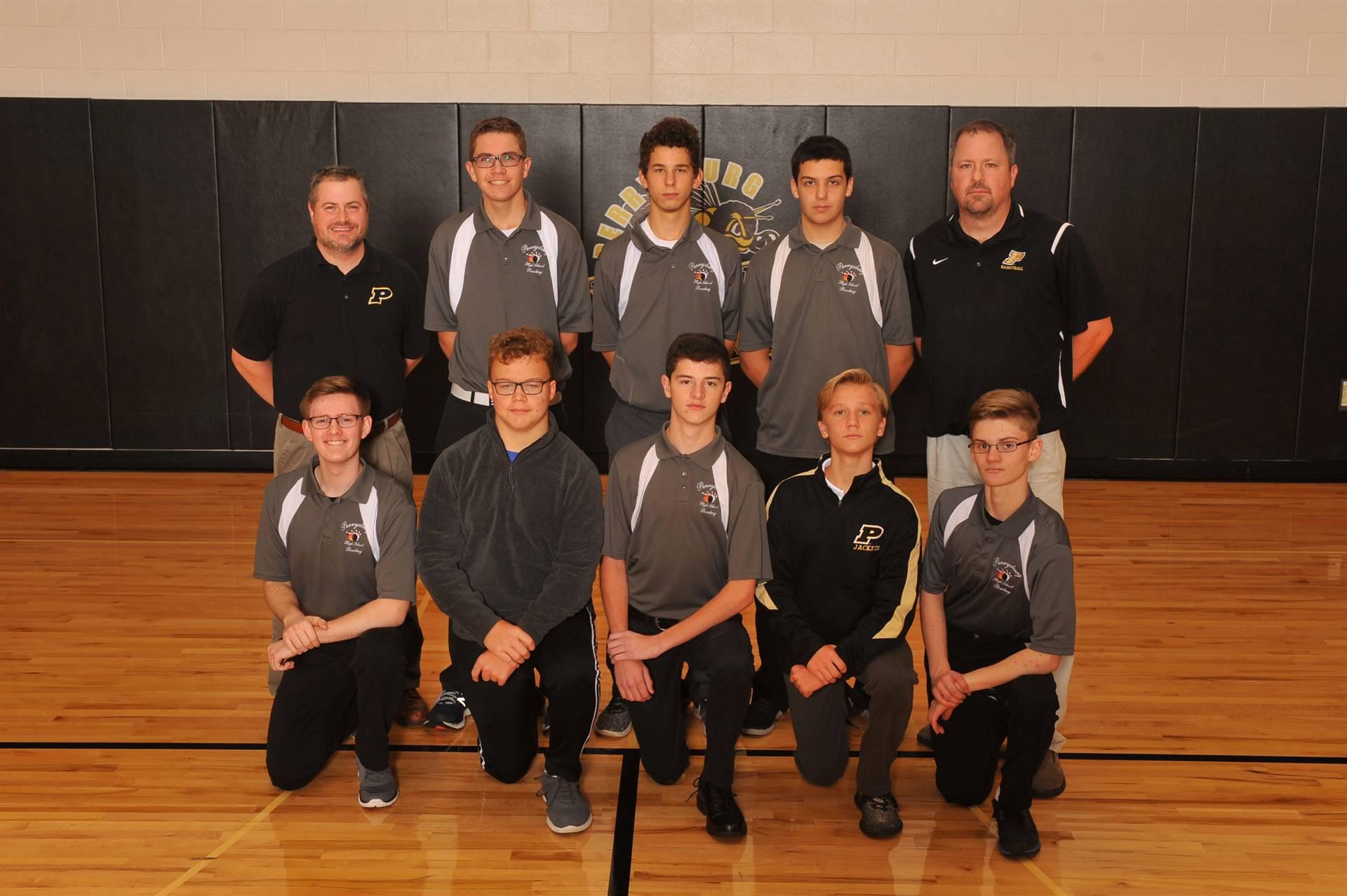PHS Varsity Boys Bowling Team