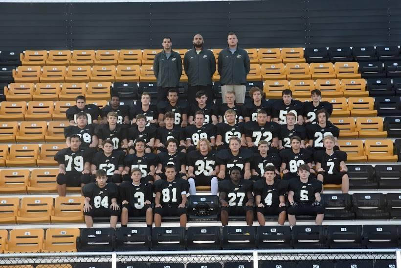 PHS Freshman Football Team