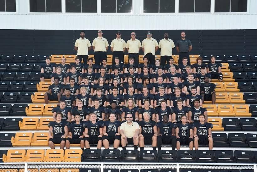 PHS Varsity Football Team
