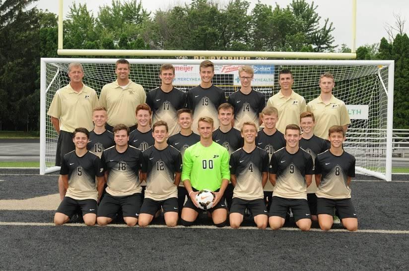 PHS Varsity Boys Soccer Team