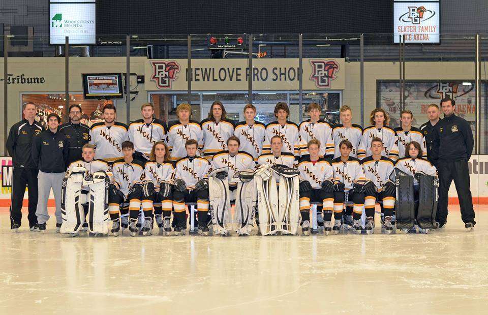 PHS Varsity Hockey Team Photo