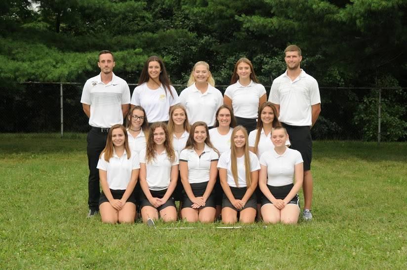 PHS Varsity Girls Golf Team