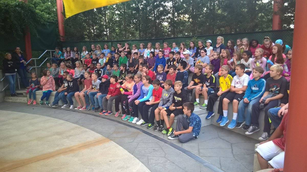 5th Grade Toledo Zoo Overnight Trip