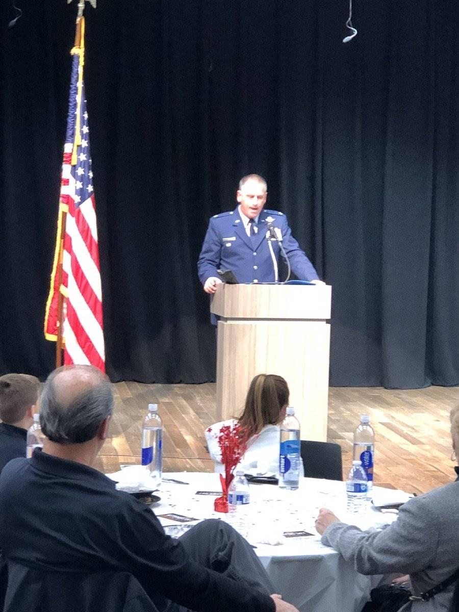 Veterans' Day Guest Speaker