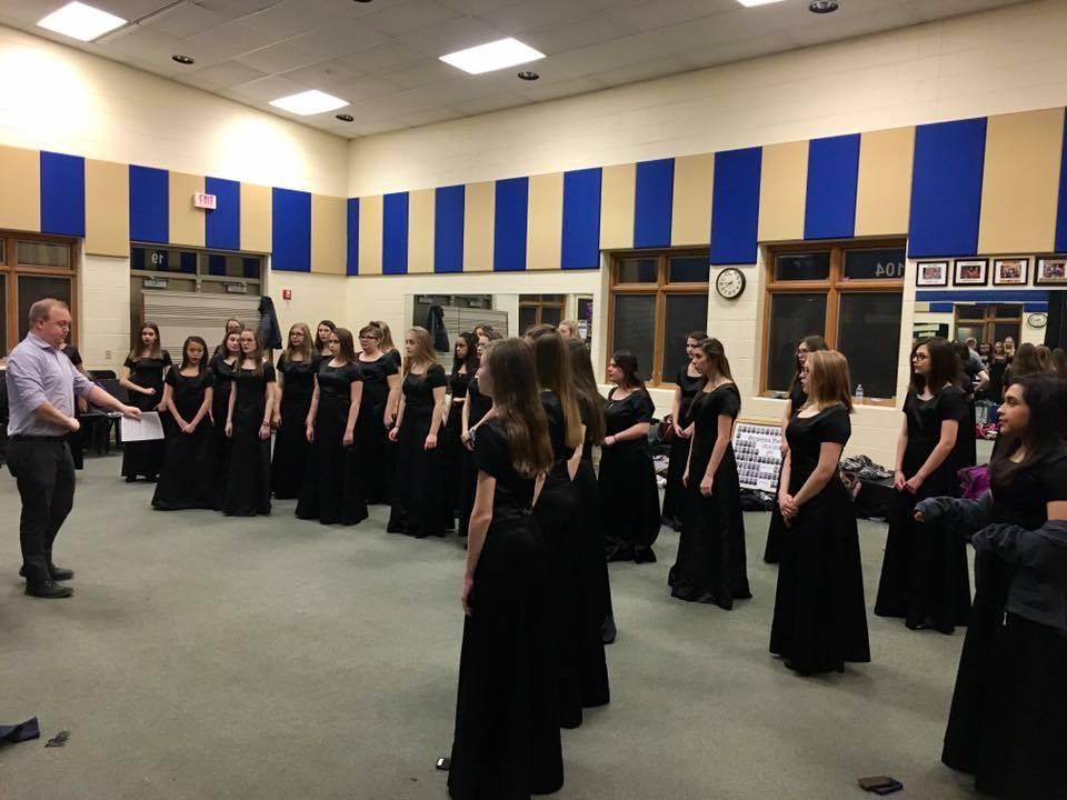 Women's Chorus 2017