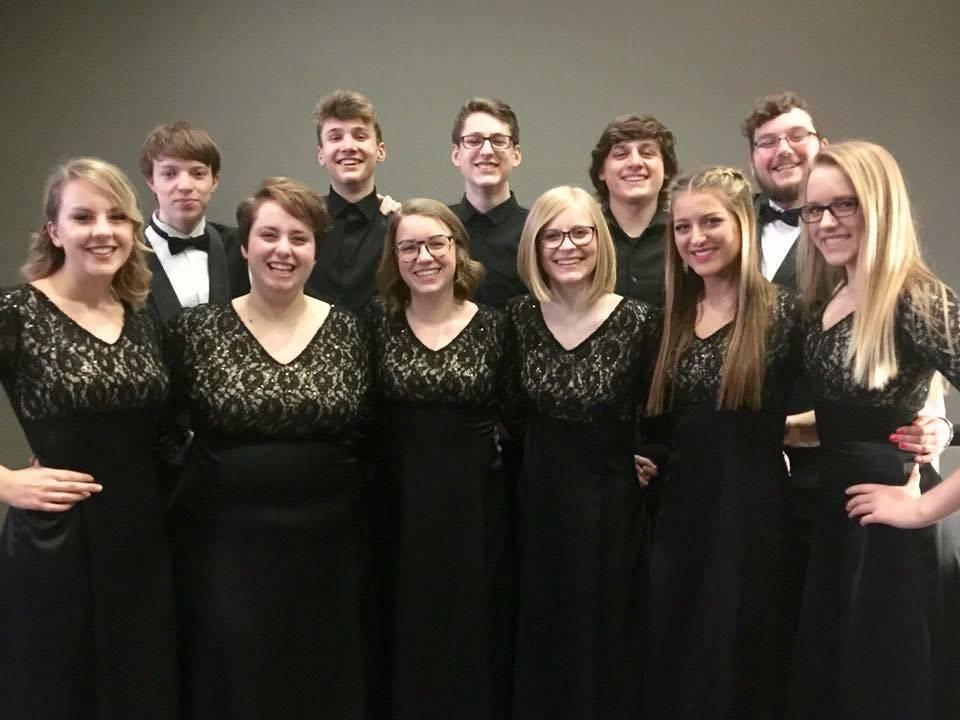 District I Honors Choir 2018