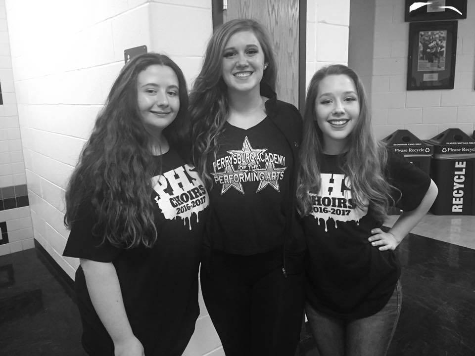 Junior Chorale Girls