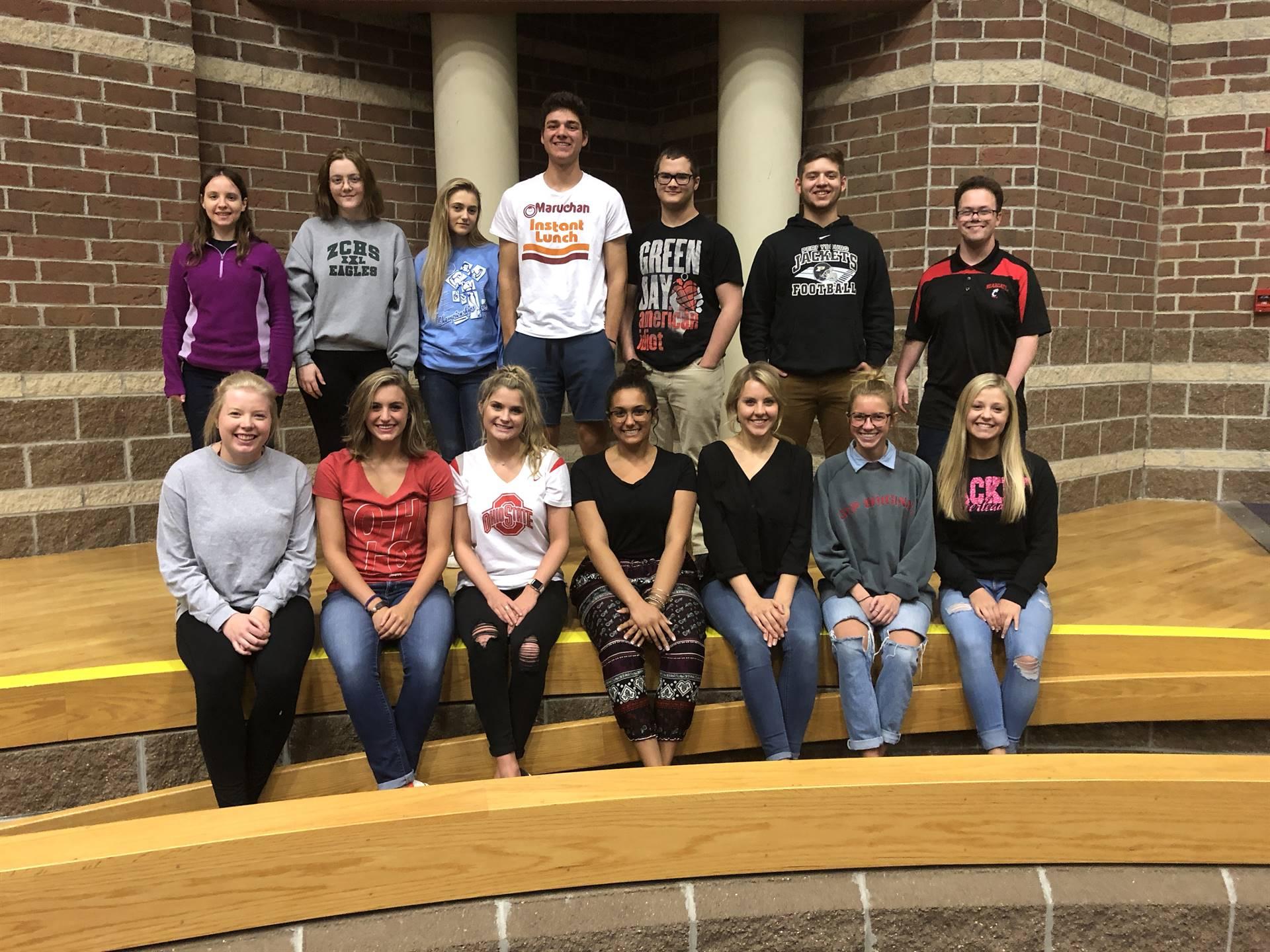 PHS Choir Class of 2018