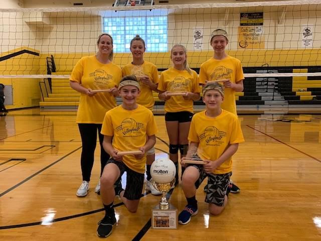 HIPP Volleyball Tournament