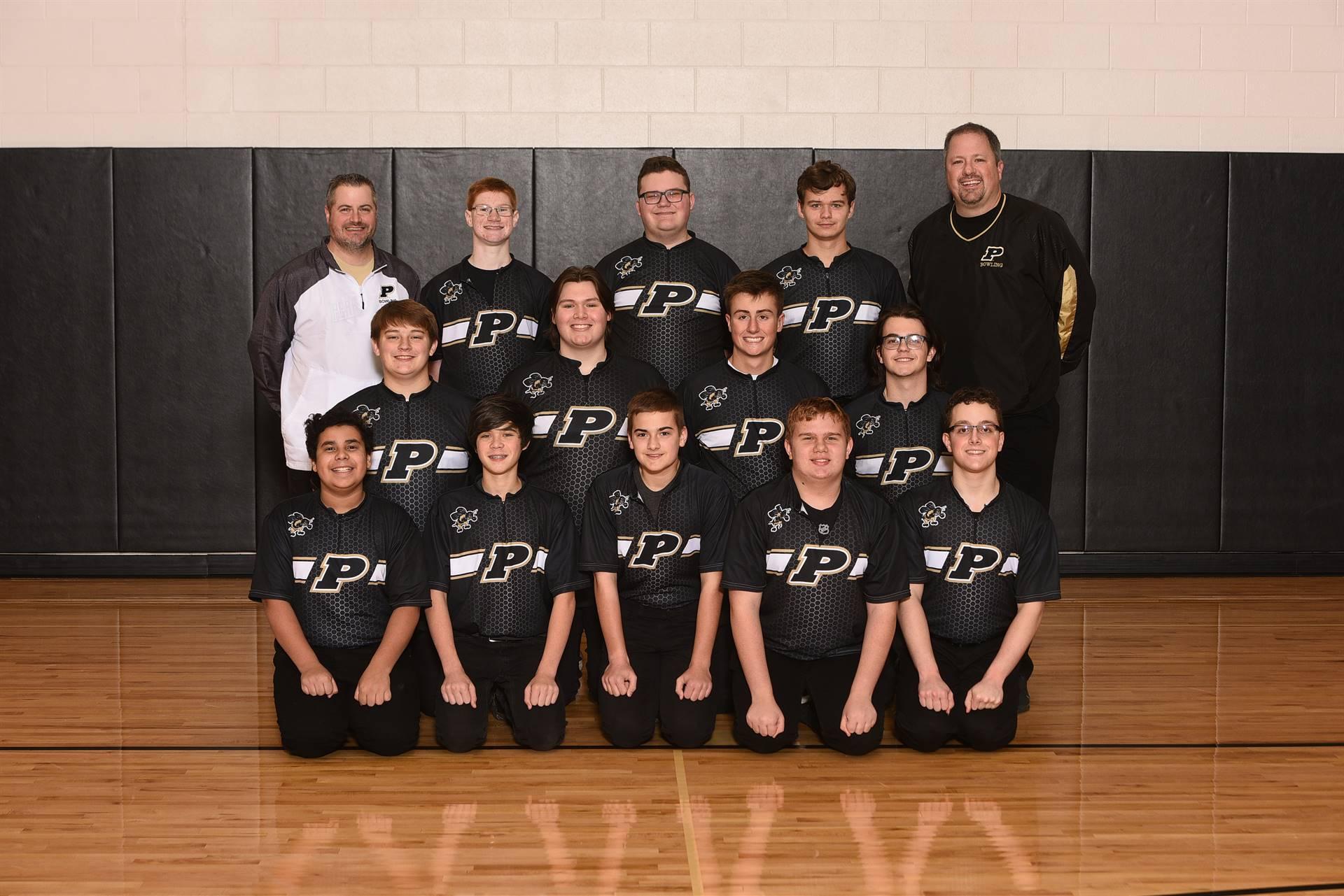PHS Boys JV Bowling