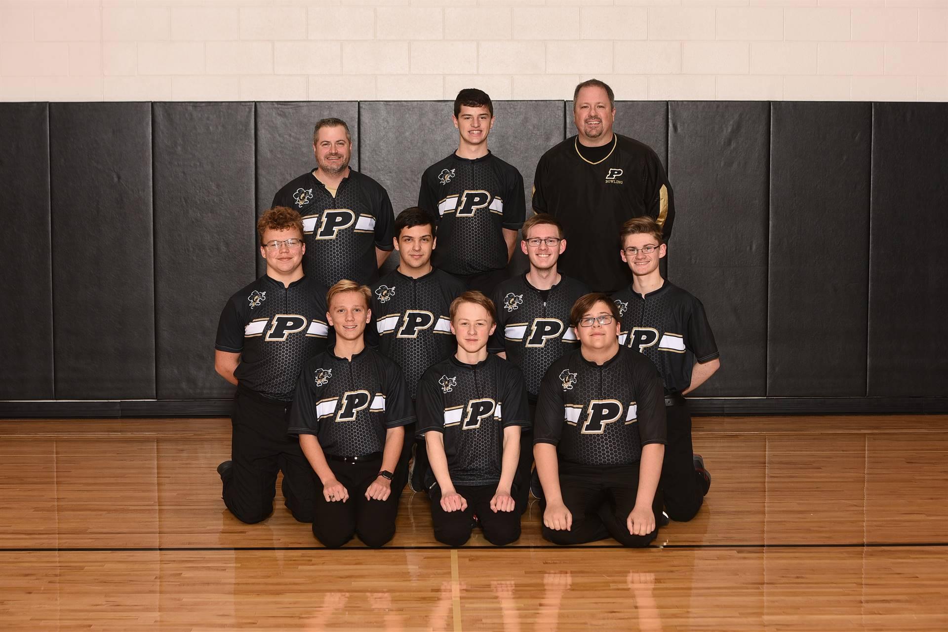 PHS Boys Varsity Bowling