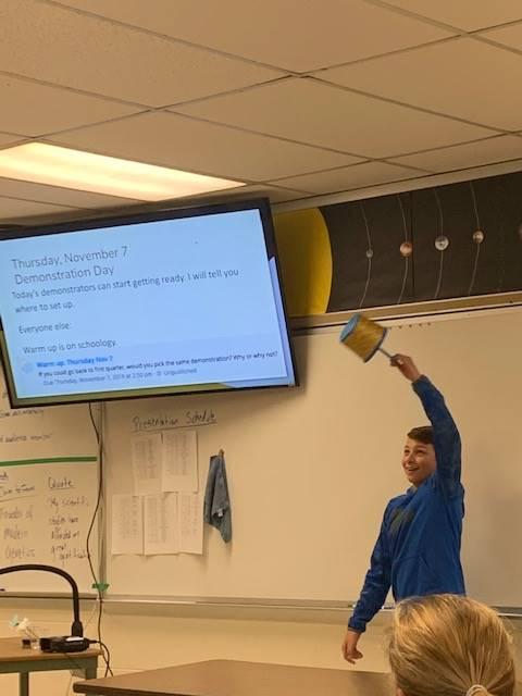 Science Presentation