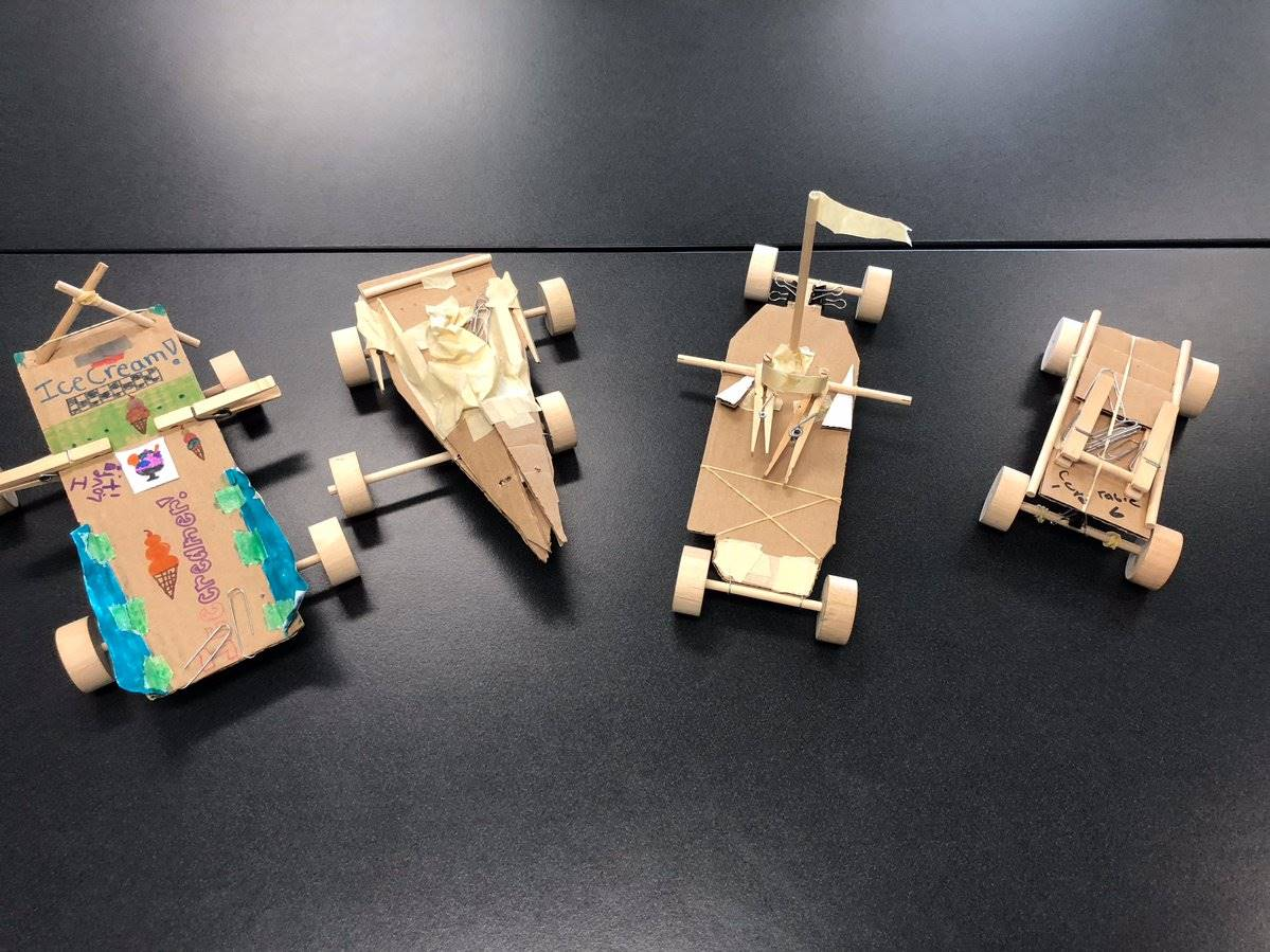 Cart Projects