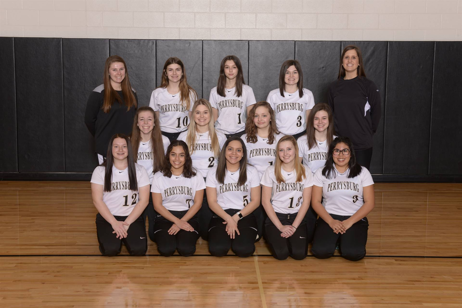 2019 JV Softball Team