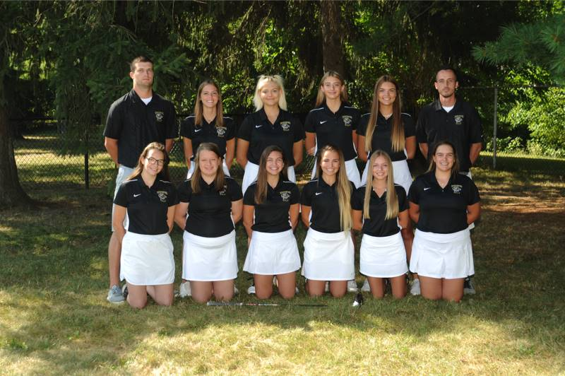 PHS Girls Golf Team