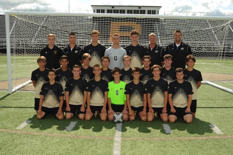 PHS Boys Varsity Soccer