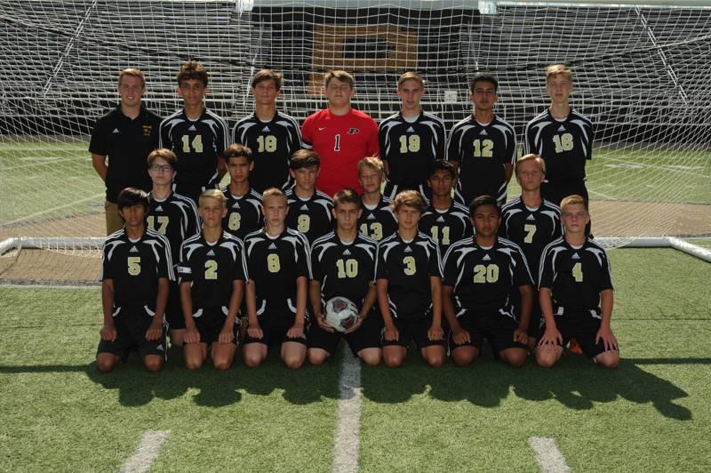 PHS Boys JVB Soccer