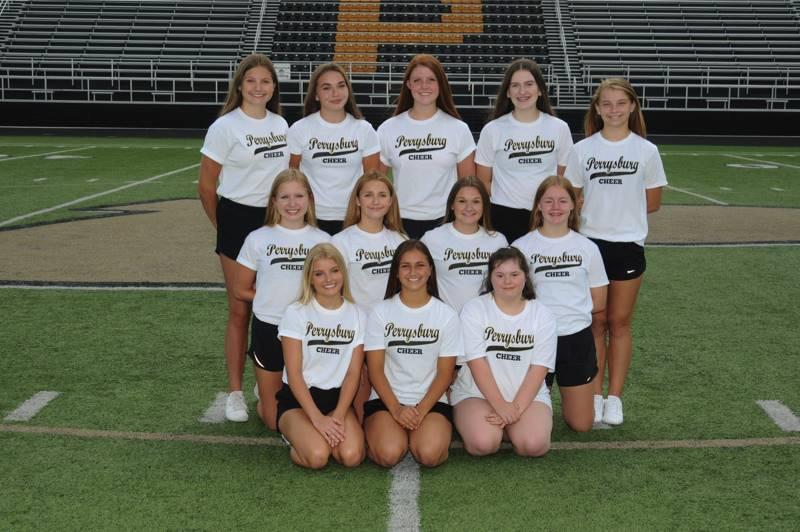 PHS Freshman Cheer Team