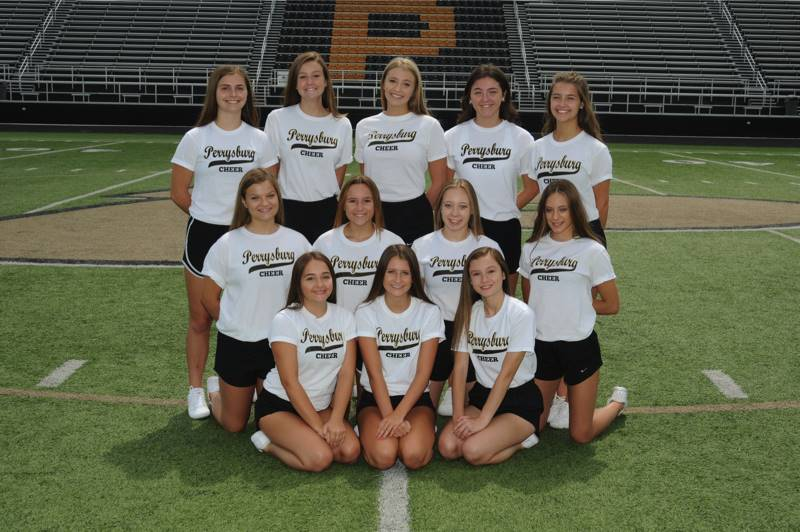 PHS JV Cheer Team