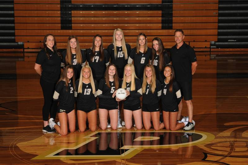 PHS JV Volleyball Team