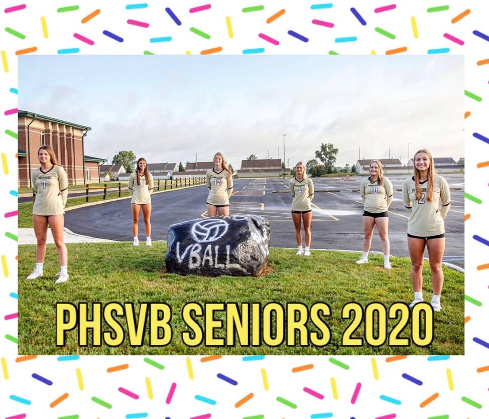 Seniors fall 2020