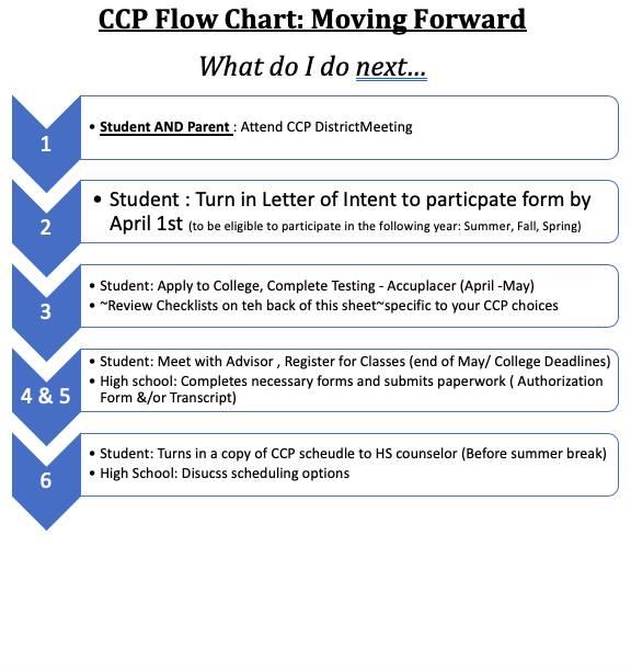 CCP Flowchart