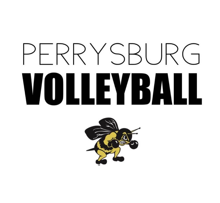 Perrysburg Volleyball logo