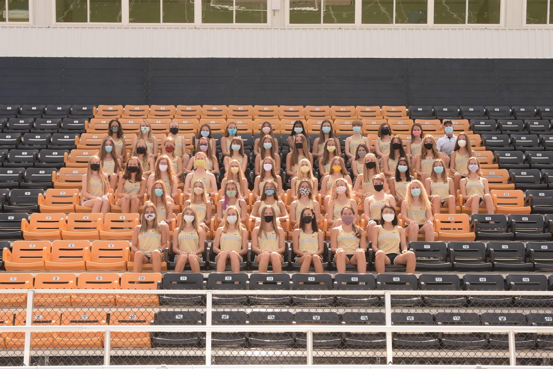 Girls XC Team
