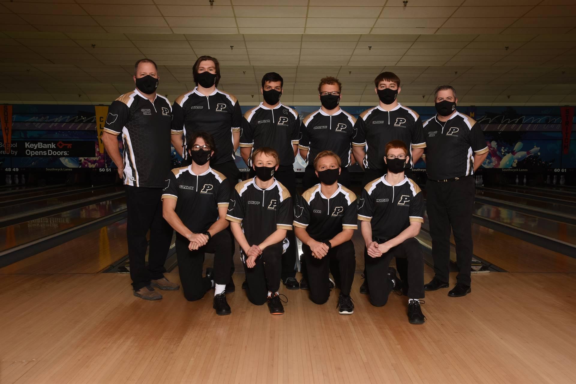 PHS Boys Bowling