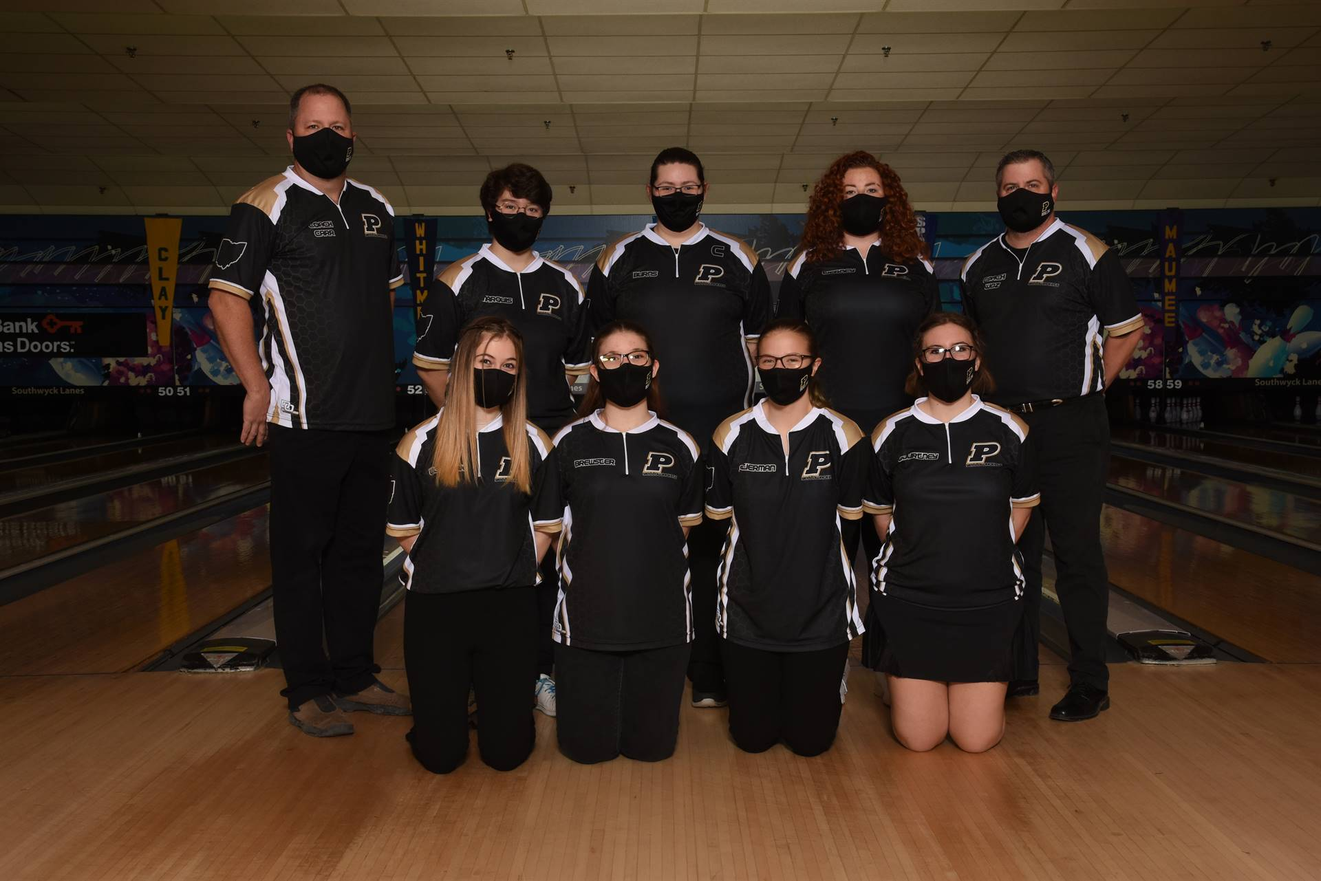 PHS Girls Bowling