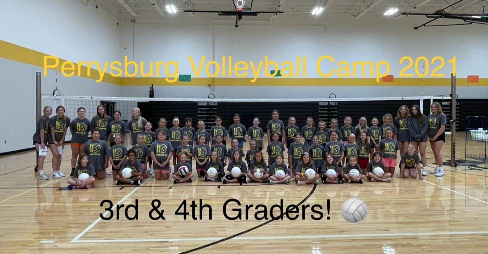 2021 PHS VB Camp 3rd/4th