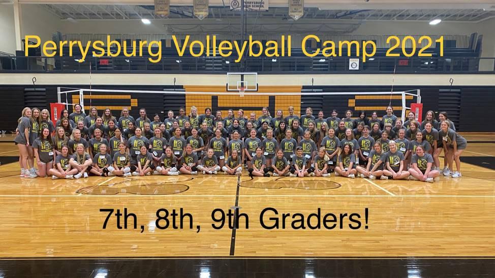 2021 PHS VB Camp 7th-9th
