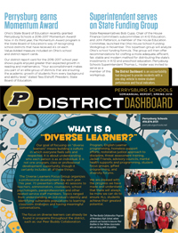District Dashboard front cover